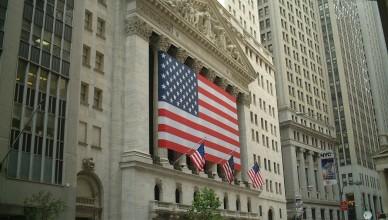wall street beurs handel aandelen obligaties